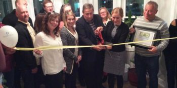 Ribbon Cutting & Grand Re-Opening for JABA