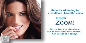NEW! ZOOM Teeth Whitening comes to Johnsburg IL