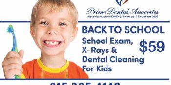 Beat The Rush!  Schedule Your Child's School Exam