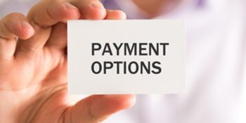 Payment Options Available At Prime Dental Associates